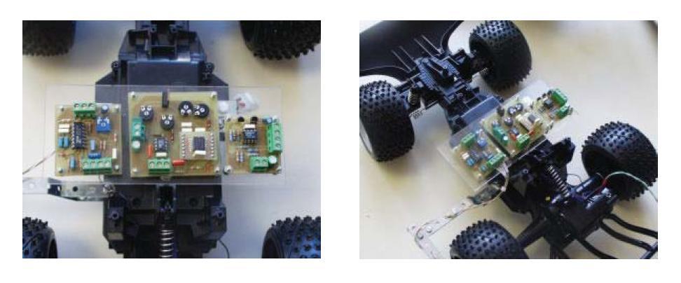 Desarrollo de prácticas de instrumentación electrónica basadas en