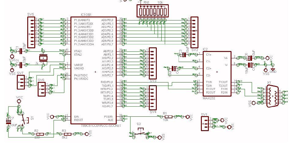 de enseñanza-aprendizaje de los microcontroladores en el contexto del