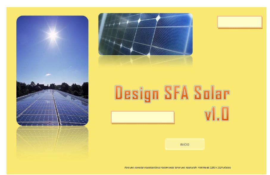 Herramienta docente para el diseño de sistemas fotovoltaicos